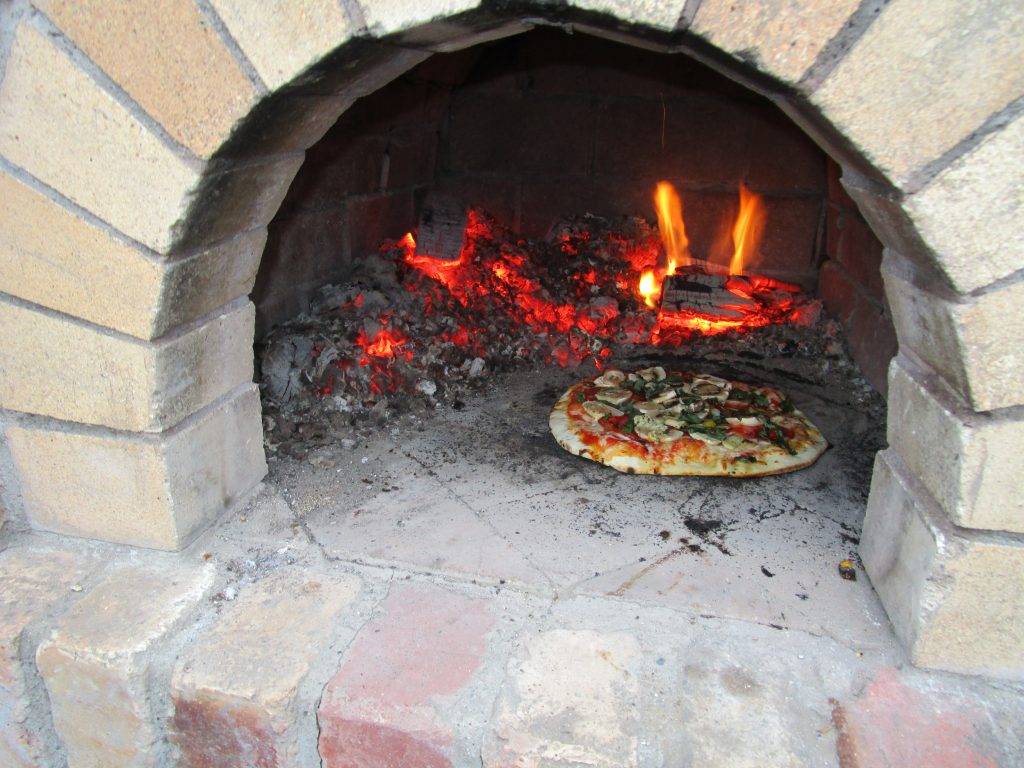 Wood Burning Pizza Ovens Francis Rubalcava Construction